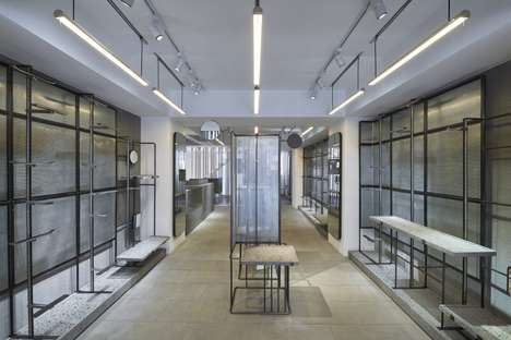 Elemental High-End Boutiques - Côte&Ciel is a Stunning New Luxury Shop Located in Hong Kong
