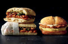 Spicy Coffee Shop Sandwiches