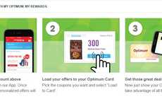 Big Data Loyalty Programs - Shoppers Drug Mart's My Rewards Service Offers Personalized Coupons