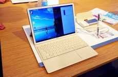 Portable Hybrid Laptops