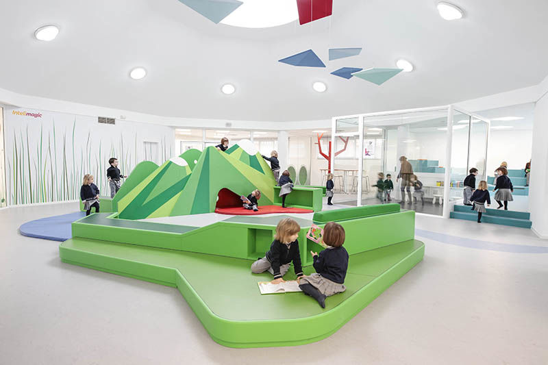 Mind-Stimulating Classroom Designs