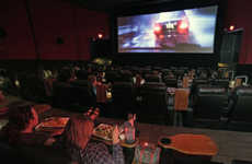 Dine-In Movie Theates - This Cinema Boasts a From-Scratch Kitchen and Full Bar