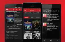 Rewarding Movie Apps - The 'CineMode' Movie App Rewards Consumers for Good Behavior