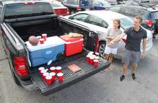 Pickup Truck Drinking Games