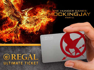 Limited-Edition Movie Tickets - This Hunger Games Promotion Involved Collectible Movie Tickets