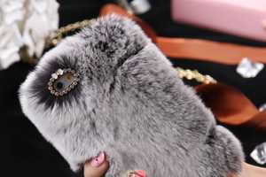These Smartphone Cases Feature a Furry Yet Cruelty-Free Aesthetic