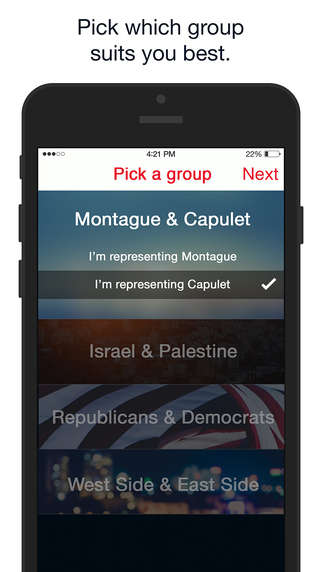 Political Peacemaking Apps - This Matchmaking App Connects People With Opposing Political Views
