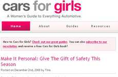 Exclusive Car Shopping For Women