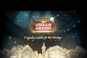 Stella Artois for the Holidays