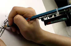Interactive Musical Pencils