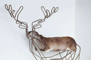 Heat Your Home with Life-Sized 'Domestic Animals'