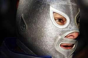 Mexico's 'Lucha Libre' Troupe