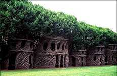 Organic Tree Shaping - Impressive Ornamental Tree Art