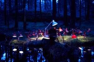 Rune Guneriussen Shoots Feral Lamps