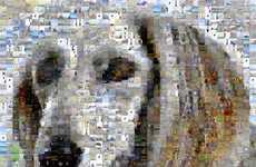Canine Photomosaics