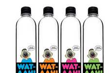 Marketing Water to Kids - 'WAT-AAH!' is Jonas Brothers-Approved