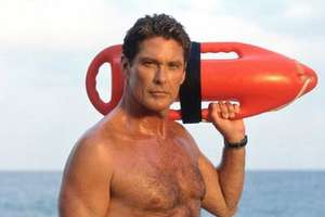 You Choose How The Hoff Will Sign Your Poster