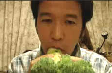 Broccoli Flutes