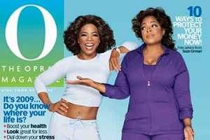 Oprah Winfrey Dishes On Her Dramatic Weight Gain