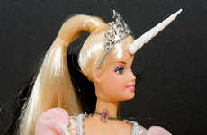 Humanimal Barbie Dolls - The Prickly 'Princess Unicorn'