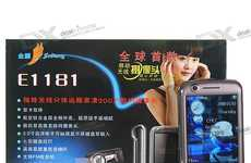 Cell Phone Spy Cams - JingPeng E1181 Streams Footage From Up to 30 Feet Away