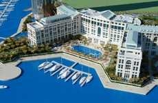 Refrigerated Beaches - Palazzo Versace in Dubai Will Cool Beachgoers, Irritate Environmentalists