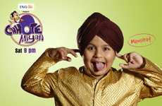 Kid Comedians In 'Chhote Miyan' on Colors TV