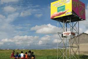 PlayPumps Demonstrate Fun Ecopreneurship