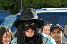 Zorro Masks and Saris