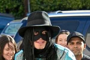Michael Jackson As Mikaeel, The Masked Hero