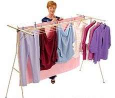 Energy-Saving Laundry Lines