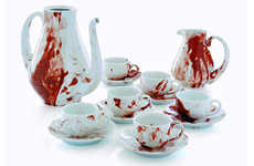Macabre Coffee With The Antonio Murado Salome Set