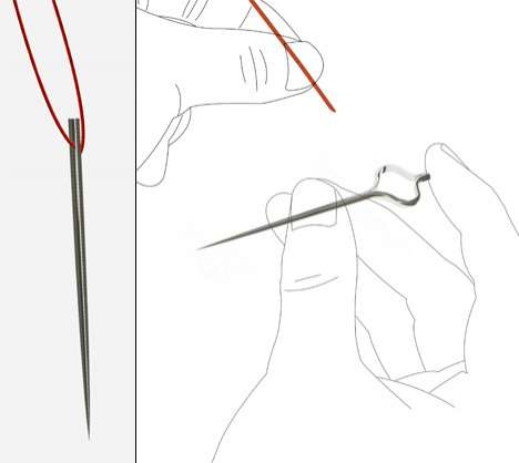 Innovative Sewing Needles