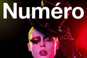 The 'After Show' Burlesque Editorial For Numero Magazine
