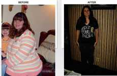 Reality Show Inspired Transformations - The Biggest Loser Fans Share Their Before and After Shots