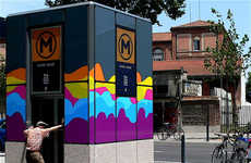 Toulouse, France Introduces Modern Art to Public Transit