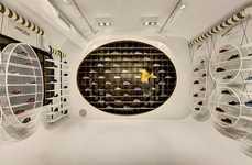 Kids Sneaker Showrooms - This Sketchers Kids Showroom Displays the Entire Line