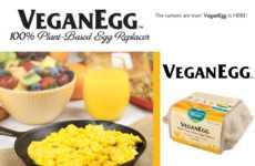 Plant-Based Egg Alternatives - These Vegan Eggs Offer the Same Taste and Texture of Real Eggs