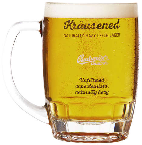Traditional Bohemian Beers - The Kräusened Lager Appeals to Those with an Interest in Bohemian Beers