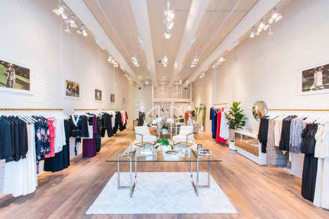 Family-Friendly Fashion Retailers - The New Rachel Zoe Brick-and-Mortar is Suitable for Families
