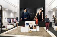 Ecommerce Lounge Boutiques - The Gilt Physical Store will Unveil at the Hudson's Bay Co.