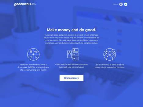 Ethical Investment Tools - This Online Platform Helps Consumers Make Ethical Investments