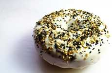 The Everything Donut Opts for the Combination of Savory and Sweet Flavors