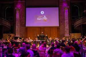 The LCO Performed Cadbury Dairy Milk's 'The Sound of Flavourites'