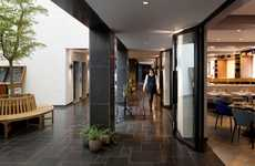 Contextual Urban Hotels - Amsterdam's INK Hotel is Situated Within a Historic Building