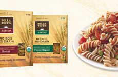 Quick-Cooking Pasta - Racconto's Bella Terra Rapido is an Organic No-Boil, No-Drain Pasta