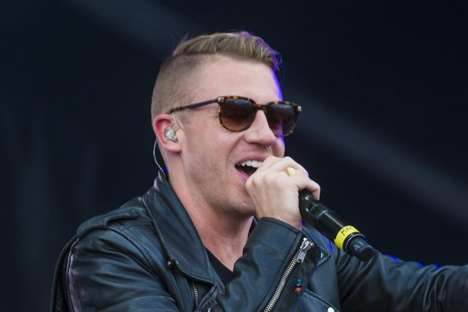 Live Stream Album Releases - Singer Macklemore is Unveiling His Latest Album as a Concert on Amazon