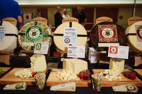 Unlimited Cheese Festivals - This Official Midwestern Cheese Festival  is Called 'Cheesetopia'