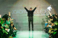 Emerald Menswear Collections - Designer Joao Paulo Guedes Unveiled His Latest Fashion Line at TOM16
