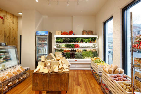 Contemporary Butcher Shops - 'The Meat Hook' Sells Ethically Sourced Meat and Fresh Produce
